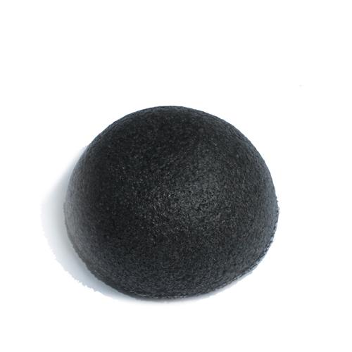 Bamboo Charcoal Acne Mask Oily Skin: Konjac Sponge - Bamboo Charcoal - Oily Or Acne Skin
