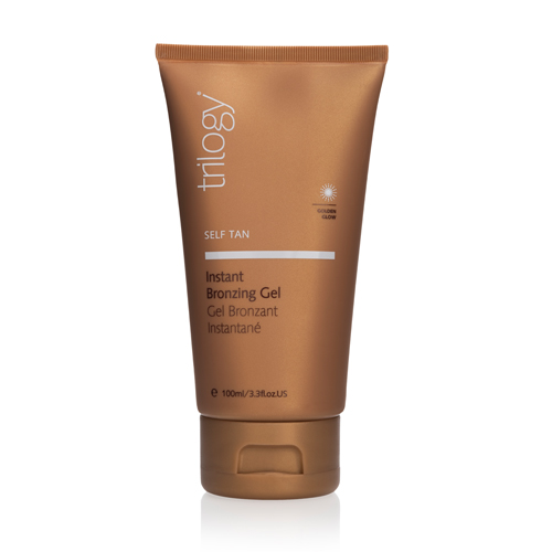 Trilogy Instant Bronzing Gel on biotylab.com