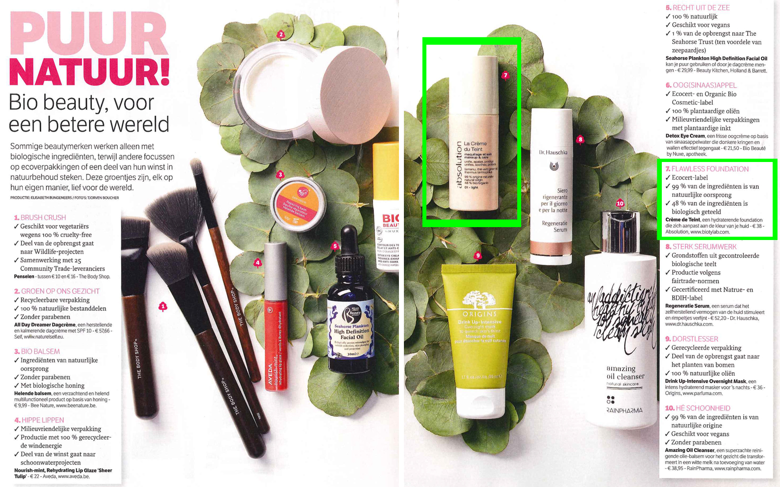 Flair Bio Beauty Feb 2017 p2