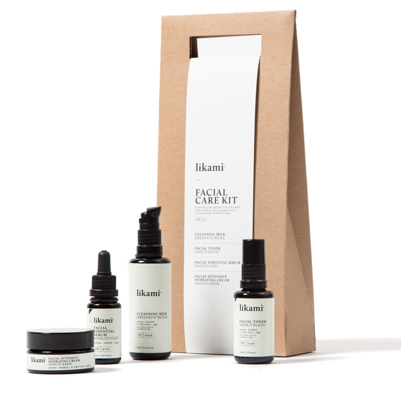 Likami facial kit biotylab