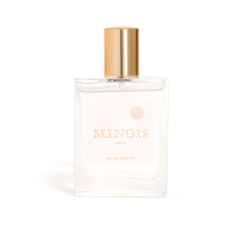 Minois Paris Eau de Toilette bottle Bio'ty Lab