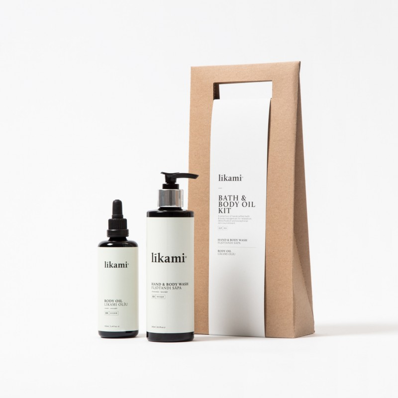 biotylab bath & body oil kit likami