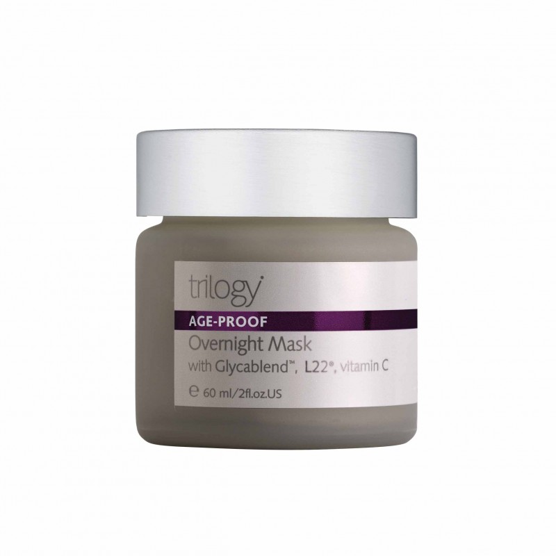 Age-proof Overnight Mask - no reflection