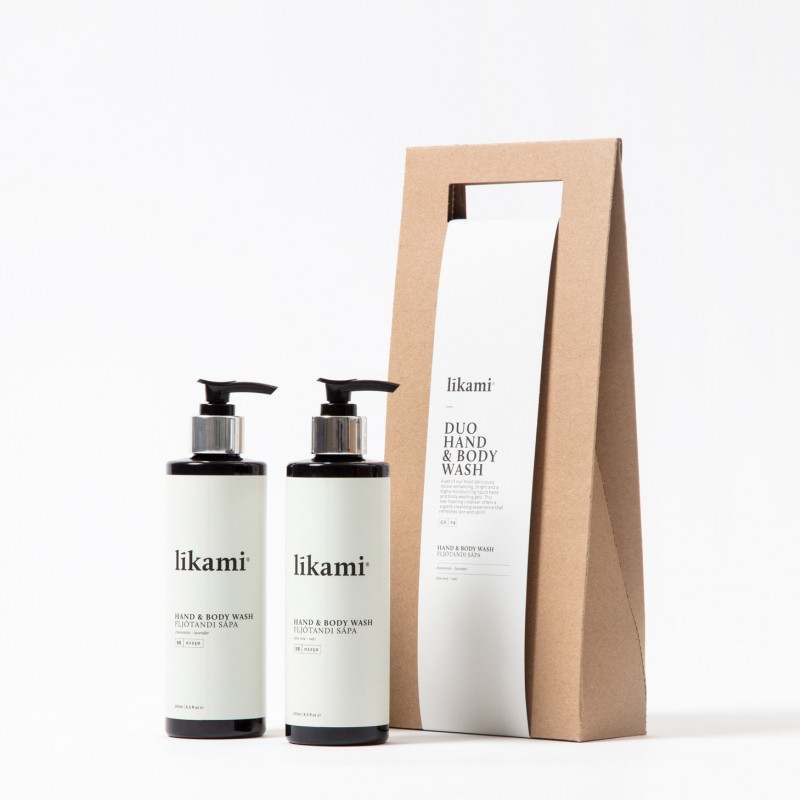 likami duo hand & body wash