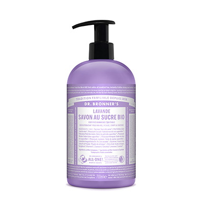 dr bronners lavendel