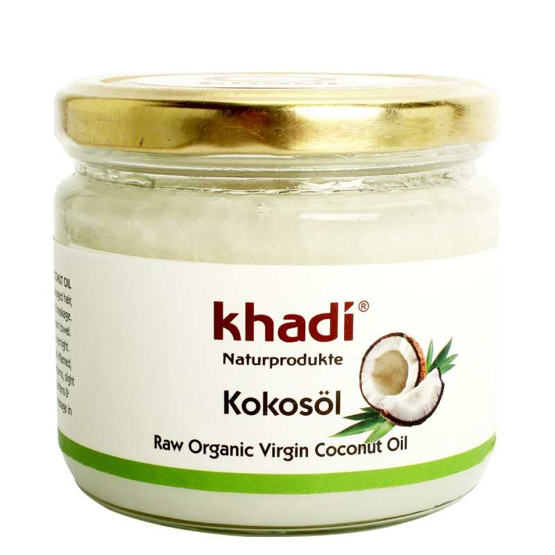Khadi coconut oil biotylab.com