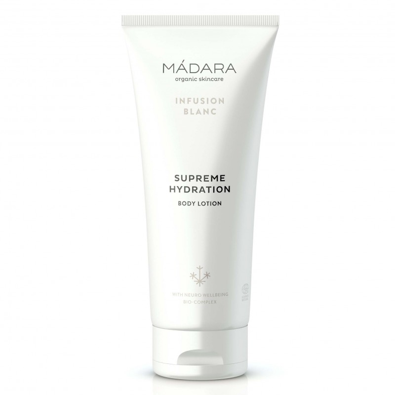 biotylab madara body lotion infusion blanc