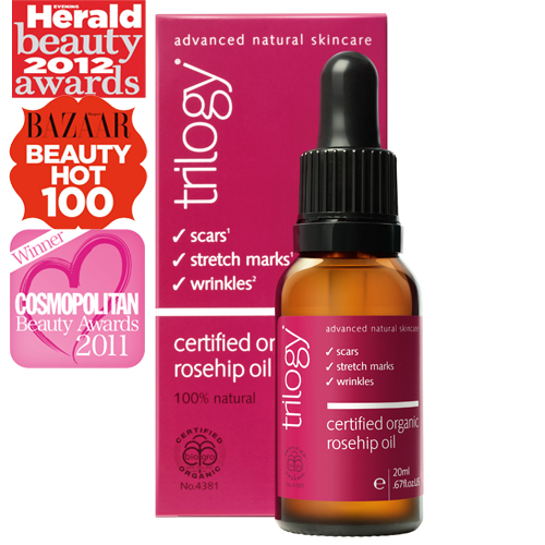 By Nature Organic Rosehip Oil